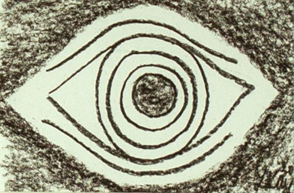 Obraz| Oko I. | na prodej