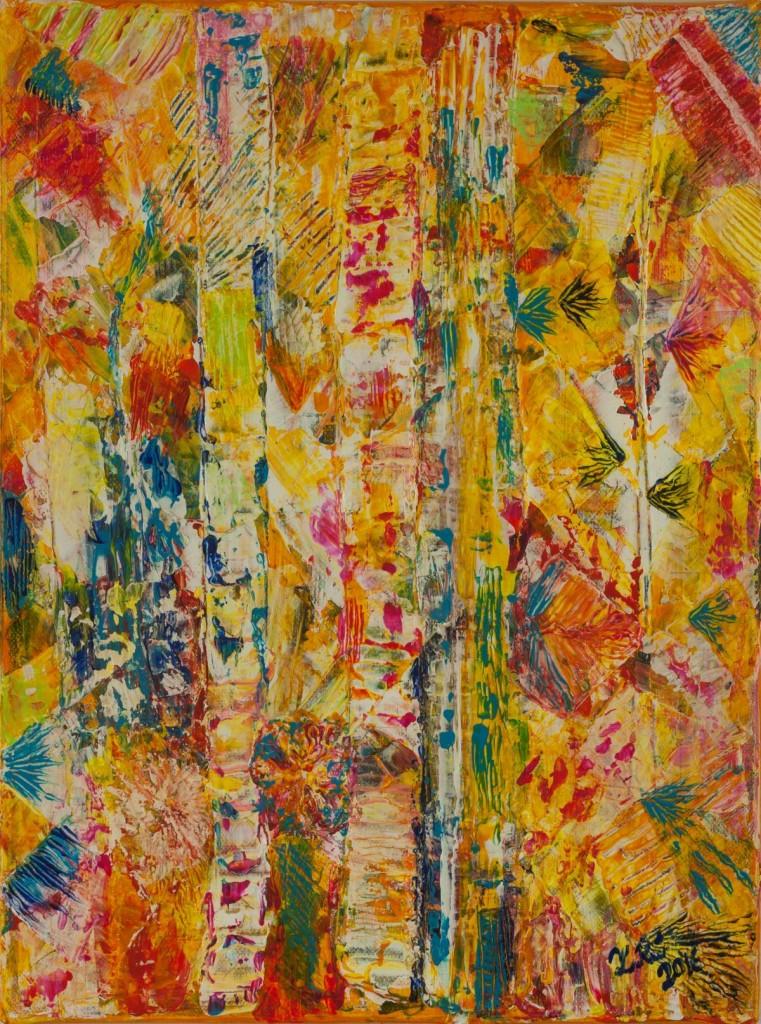 Obraz| Bambusové snění | na prodej