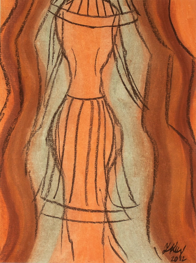 Obraz  Figurína   na prodej