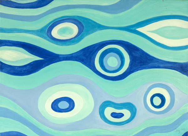 Obraz| Řecké vlnky | na prodej